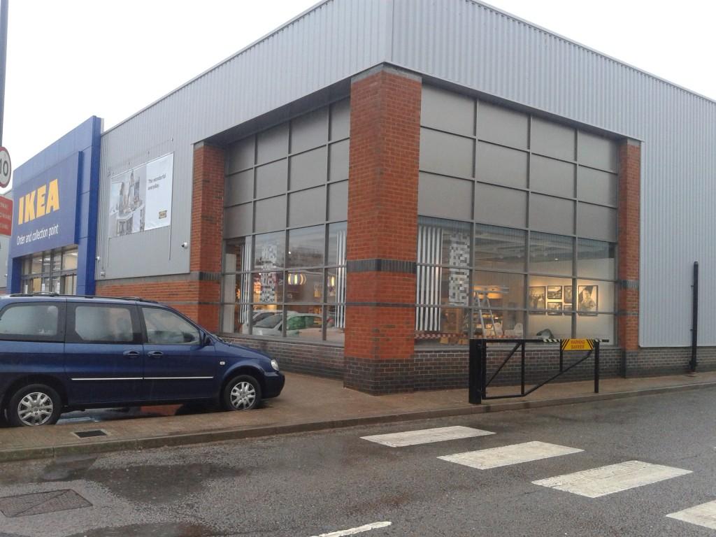 Ikea Norwich Tintfit Window Films